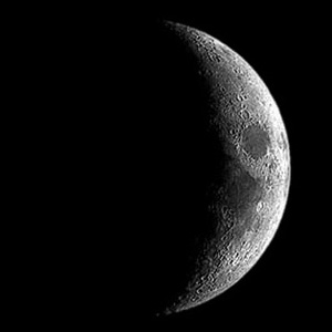 Ghazni: waxing moon